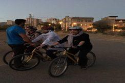 آموزش دوچرخه سواری