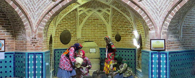 حمام-تاریخی-قجر-قزوین