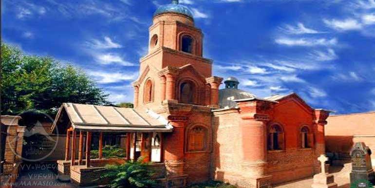 کلیسای کانتور طبیعتگردی با ماناسلو