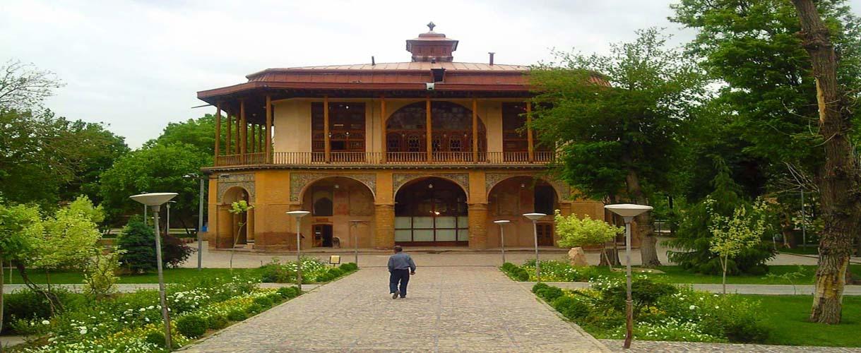 سفر یکروزه قزوین گردی پایتخت شاه طهماسب