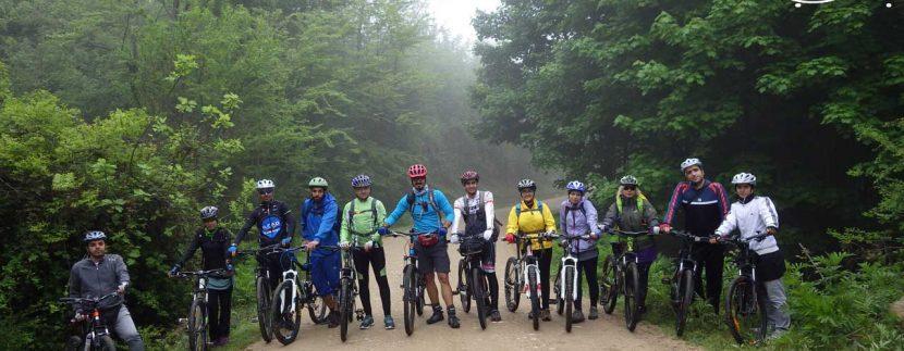 تور دوچرخه سواری یکروزه آبشار پلنگ دره ماناسلو (3)