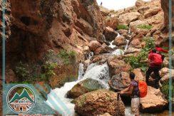 تور تنگه میشینه مرگ و دریاچه لزور - تور تعطیلات خرداد - تور دو روزه - کمپ در طبیعت - تور طبیعت گردی - تور دوچرخه سواری (3)