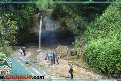 تور دوچرخه سواری آبشار پلنگ دره ماناسلو 13