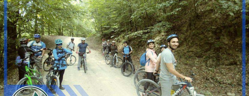 تور دوچرخه سواری کجور به نوشهر گروه گردشگری ماناسلو www-manaslo-com (9)