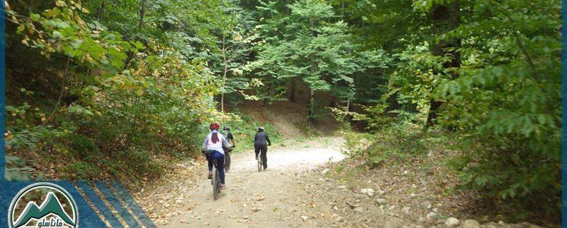 تور دوچرخه سواری جنگل پاجی گروه گردشگری ماناسلو www.manaslo (11)