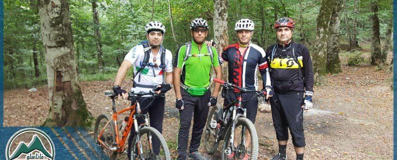 تور دوچرخه سواری جنگل پاجی گروه گردشگری ماناسلو www.manaslo (17)