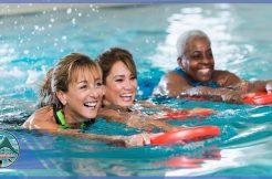 هیدروتراپی و ورزش در آب