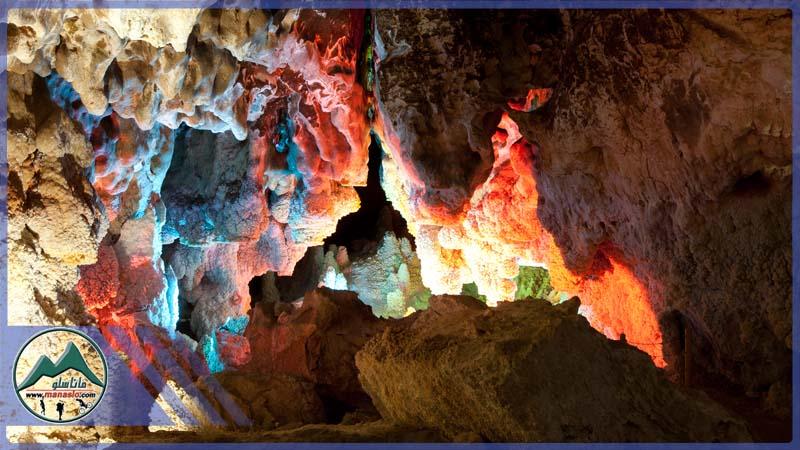 تور دوچرخه سواری ماناسلو گروه گردشگری ماناسلو غار چال نخجیر (1)