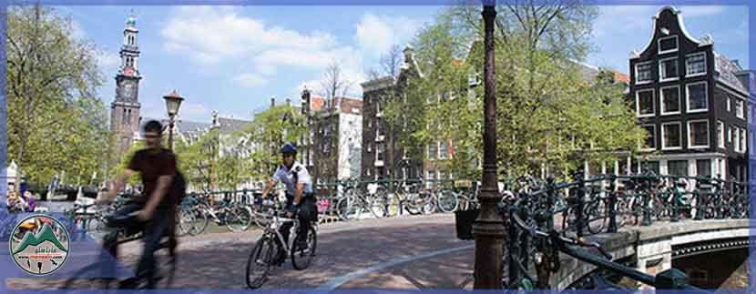 برای دوچرخه سواری به کجا سفر کنیم؟