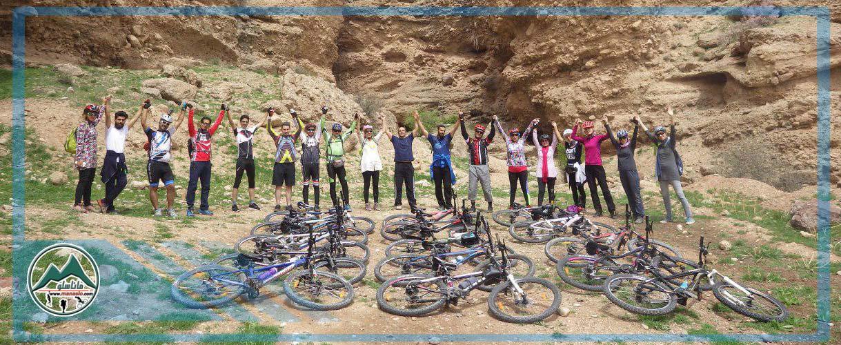 تور دوچرخه سواری روستای هرانده