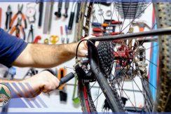 آموزش تعمیرات دوچرخه ماناسلو