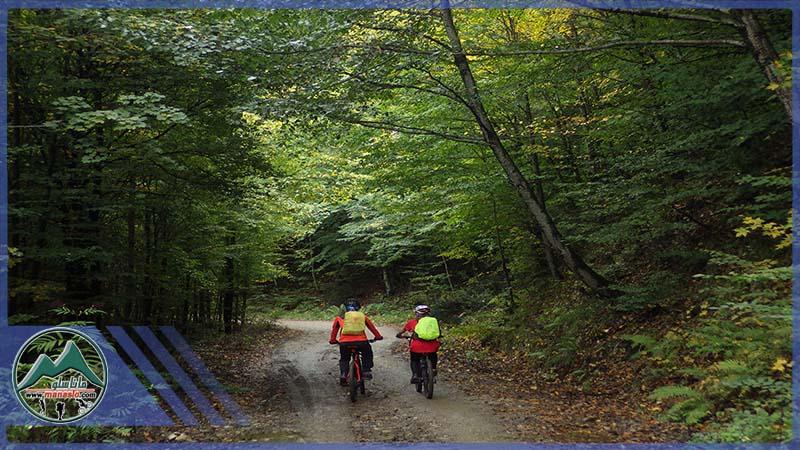 تور دوچرخه سواری جنگل بهمنان ماناسلوتور2