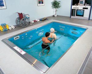 طراحی یک برنامه موثر هیدروتراپی یا ورزش در آب