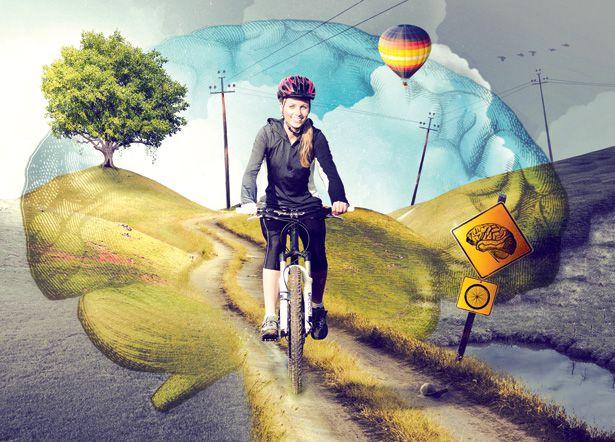 دوچرخه سواری و اثر آن بر هوش و شادابی