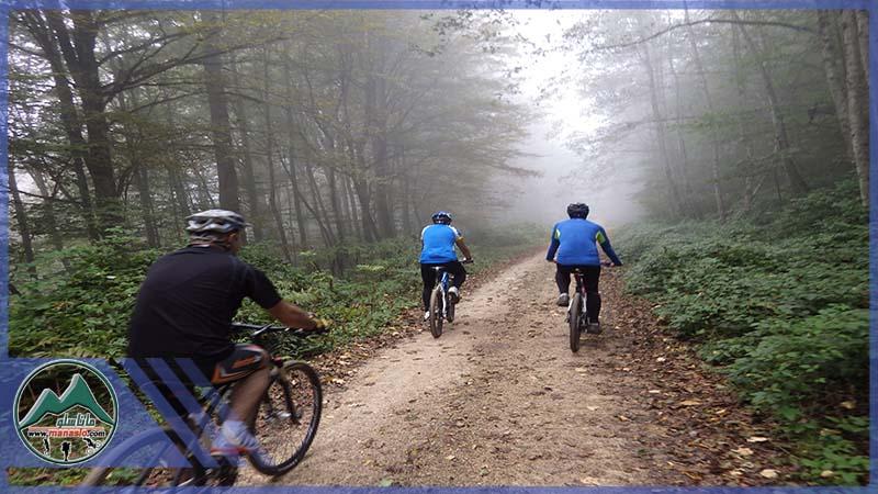 تور دوچرخه سواری آبشار اوبن