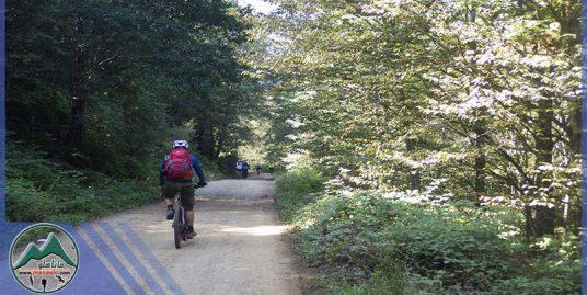تور دوچرخه سواری دریاچه ارواح