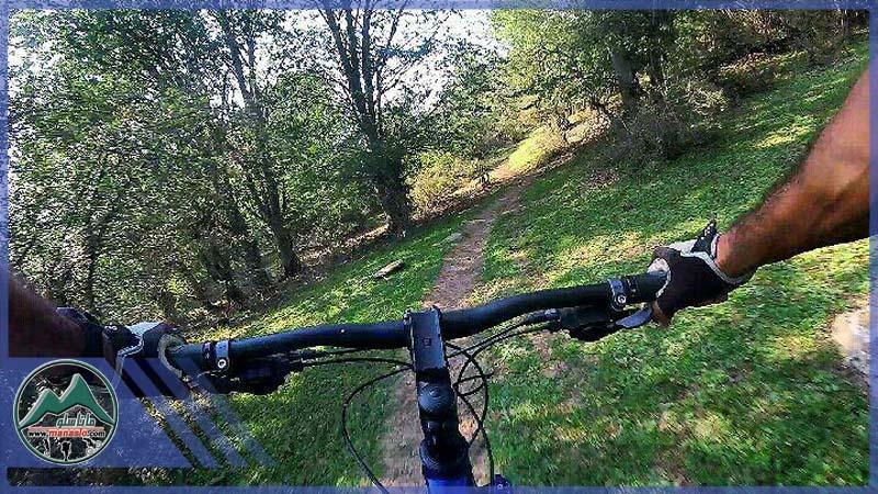 تور دوچرخه سواری روستای کمرپشت