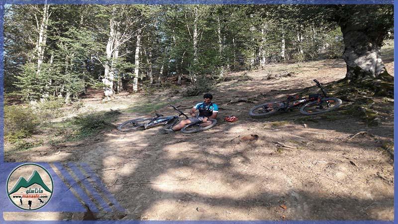 تور دوچرخه سواری روستای کمرپشت گروه گردشگری ماناسلو برگزار کننده سفرهای ورزشی www-manaslo-com (6)