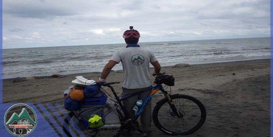 تور دوچرخه سواری نوار ساحلی ( چالوس تا لاهیجان )