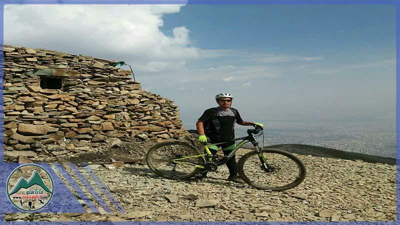 تور دوچرخه سواری قله توچال (1)