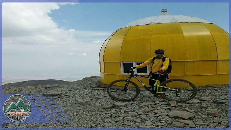 تور دوچرخه سواری قله توچال (2)