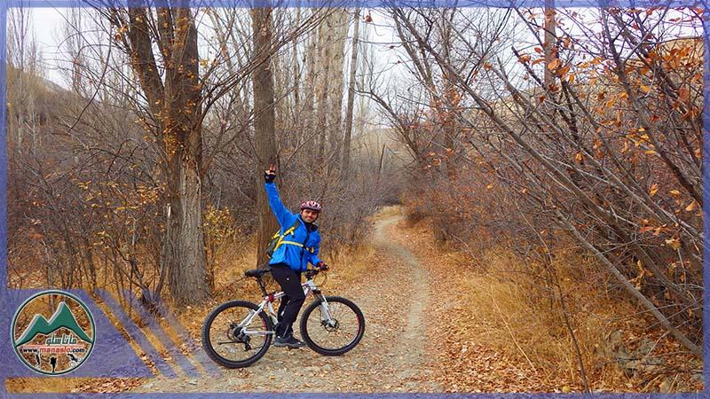 تور دوچرخه سواری روستای دهدار طالقان (1)