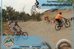 آموزش تکنیک های کوهستان دوچرخه سواری گروه گردشگری ماناسلو 11