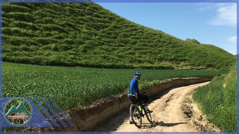 تور دوچرخه سواری ترکمن صحرا و خالد نبی گروه گردشگری ماناسلو www.manaslo (1)