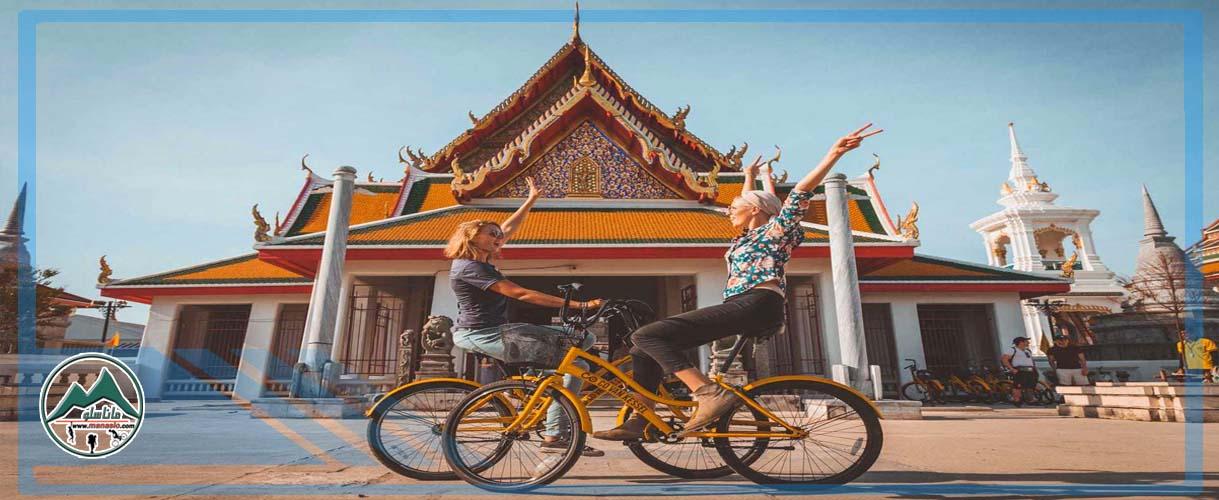 تور دوچرخه سواری تایلند