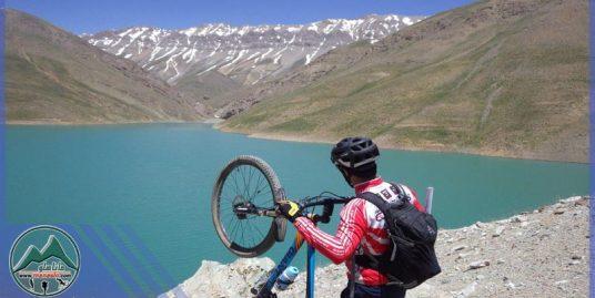 تور دوچرخه سواری دریاچه تار و هویر