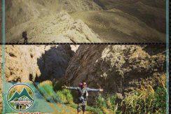 تور تنگه میشینه مرگ و دریاچه لزور - تور تعطیلات خرداد - تور دو روزه - کمپ در طبیعت - تور طبیعت گردی - تور دوچرخه سواری (4)