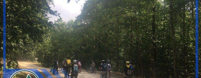 تور دوچرخه سواری کجور به نوشهر گروه گردشگری ماناسلو www-manaslo-com (1)