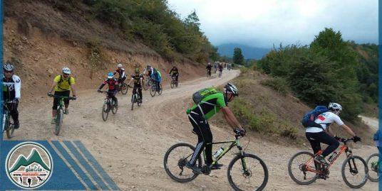تور دوچرخه سواری روستای برنهشت