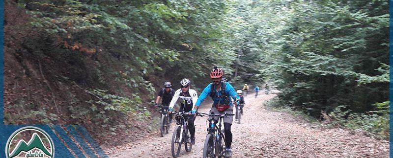 تور دوچرخه سواری جنگل پاجی گروه گردشگری ماناسلو www.manaslo (7)