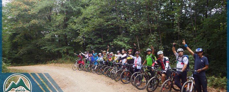 تور دوچرخه سواری جنگل پاجی گروه گردشگری ماناسلو www.manaslo (8)