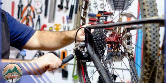 کلاس آموزشی تعمیرات مقدماتی دوچرخه