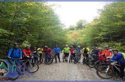 تور دوچرخه سواری جنگل بهمنان ماناسلوتور