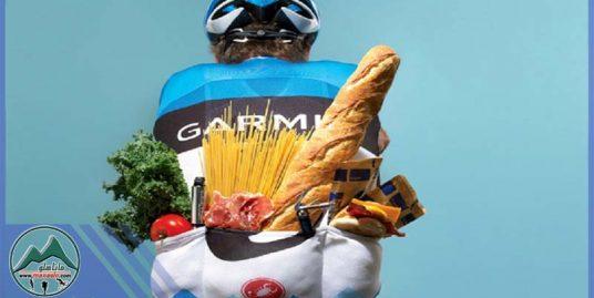 کارگاه تغذیه دوچرخه سواری کوهستان