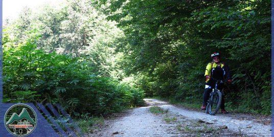 تور دوچرخه سواری 3 روزه جنگل سنگده تا روستای پاجی