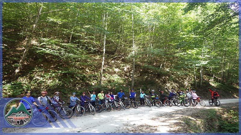 تور دوچرخه سواری دریاچه ارواح (2)