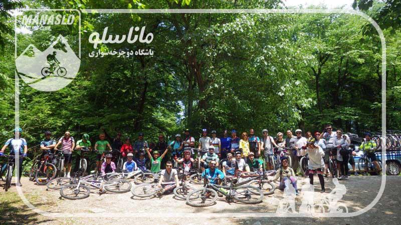 تور دوچرخه سواری دریاچه ارواح باشگاه دوچرخه سواری ماناسلو www.manaslo (2)