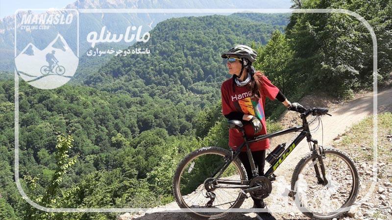 تور دوچرخه سواری جنگل سنگده باشگاه دوچرخه سواری ماناسلو (1)