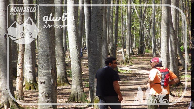 تور دوچرخه سواری جنگل سنگده باشگاه دوچرخه سواری ماناسلو www.manaslo (4)