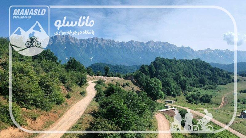 تور دوچرخه سواری جنگل سنگده باشگاه دوچرخه سواری ماناسلو www.manaslo (6)